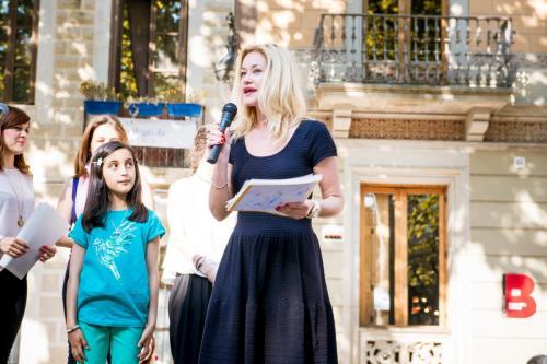 Sant Jordi 2016, Presentación de libros..